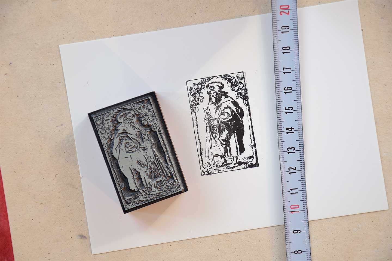 Ihr personalisierter Ex Libris Stempel - Sonderanfertigungen möglich