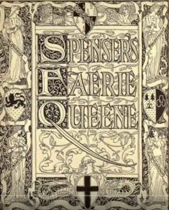 Edmund Spencer - The Faerie Queene