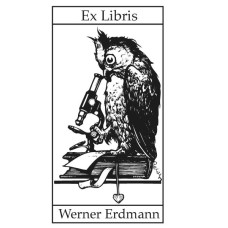 Bookplate Owl and Research