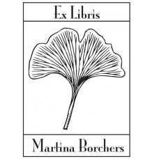 Bookplate Ginkgo