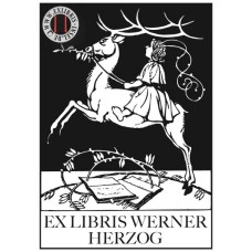 Bookplate deer