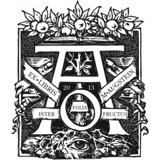 Bookplate Inter Folia Fructus