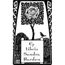 Bookplate Rose