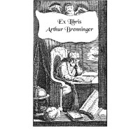 Bookplate Philosopher