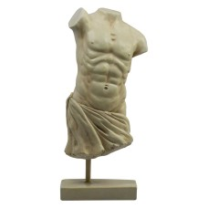 Torso of a male figure
