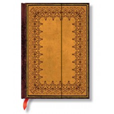 Notebook Faux Leather Embossing
