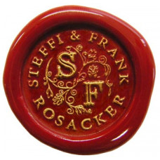 Seal Monogram with round text