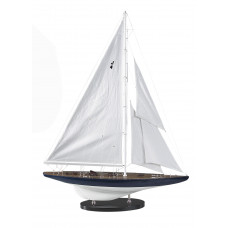 Sailing Yacht Rainbow, 1934