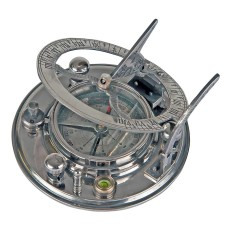 Mariner's Compass, Silver