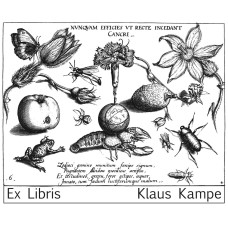 Bookplate Plants and Nature