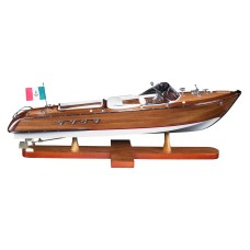 Aquarama Model | The motor boat from the 50s