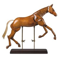 Horse, moving figure