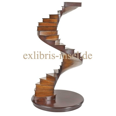 Model Spiral Stairs
