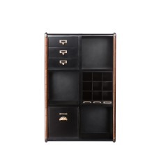 Shelf Storage Register Cabinet