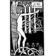 Bookplate Art Nouveau Beardsley Tristram