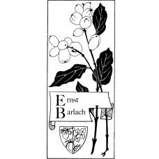 Bookplate berries leaf