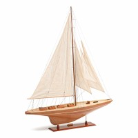 Sailing Yacht Endeavour Classic Wood, America's Cup