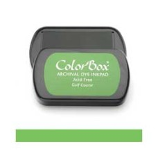 Ink Pad Green