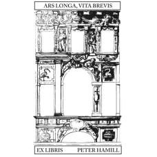 Bookplate architecture