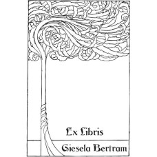 Bookplate Tree
