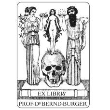 Ex Libris Arzt und Medizin, Äskulap